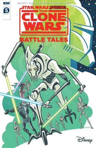 The Clone Wars – Battle Tales 5