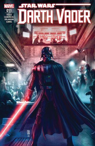 Dark Vador: Seigneur Noir des Sith 11: La Règle des Cinq 1