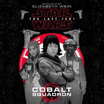 The Last Jedi: Cobalt Squadron (livre audio)