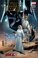 Star Wars Vol 2 1 Fan Expo Variant