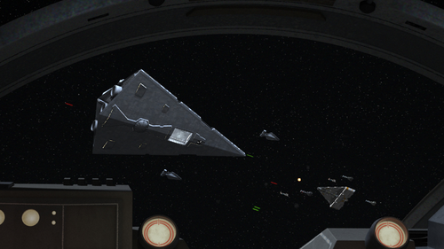 Attaque sur l'Escadron Phoenix (3 ABY)