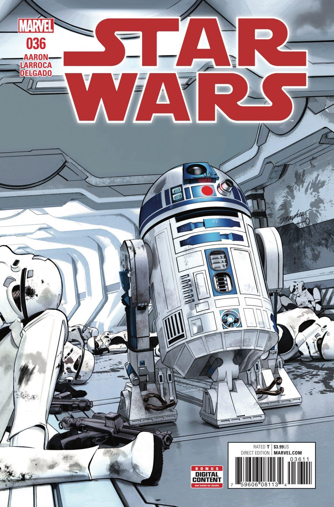 Star Wars 36: La Revanche de l'Astromécano