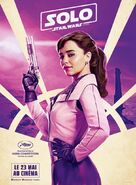 Qi'ra Solo poster 2
