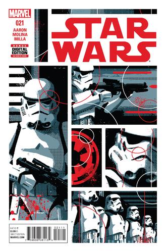 Star Wars 21: Le Dernier Vol du Harbinger 1
