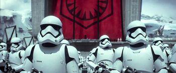Corps des Stormtroopers du Premier Ordre