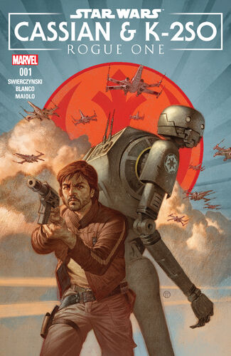 Star Wars: Rogue One — Besoin Impérieux 1