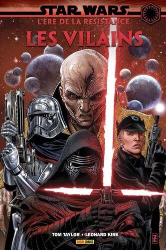 Star Wars : L'Ère de la Résistance — Les Vilains