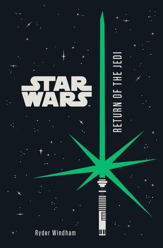 Star Wars épisode VI : Le Retour du Jedi (novélisation jeunesse)