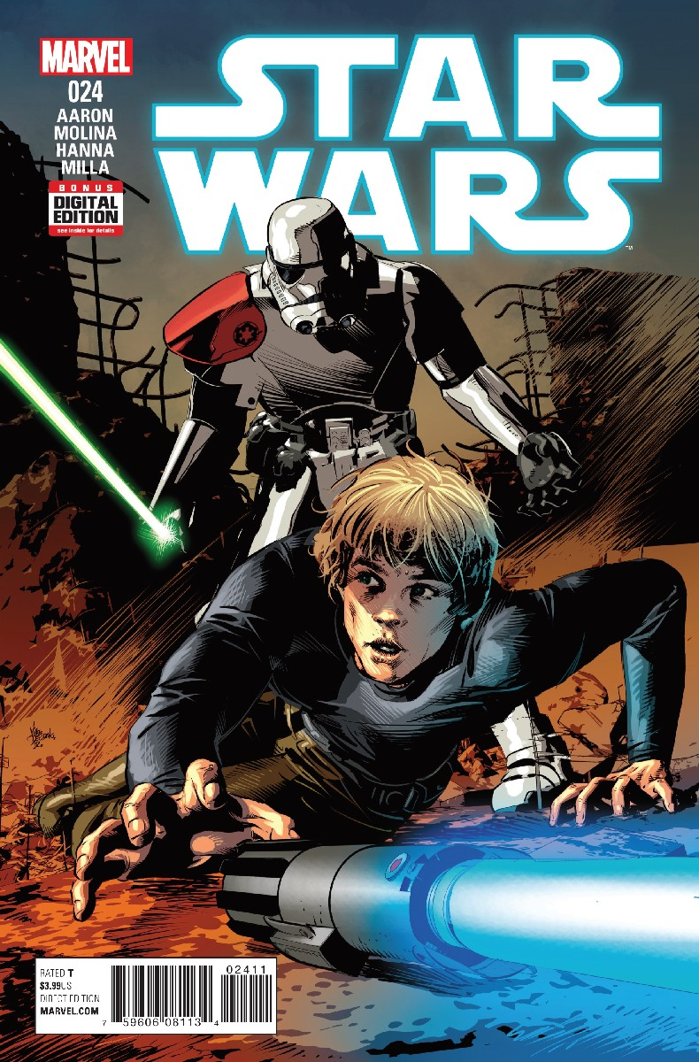 Star Wars 24: Le Dernier Vol du Harbinger 4
