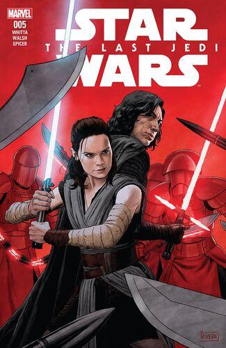 Les Derniers Jedi 5