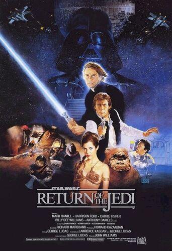 Star Wars épisode VI : Le Retour du Jedi