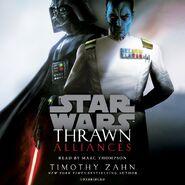 Thrawn: Alliances (livre audio)