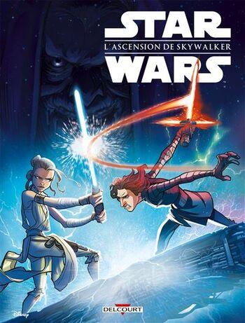 Star Wars épisode IX : L'Ascension de Skywalker (album jeunesse)