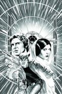 Star Wars Vol 2 5 Sketch Textless Variant