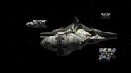 Base Phoenix et la flotte