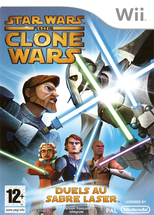Star Wars: The Clone Wars : Duels au sabre laser