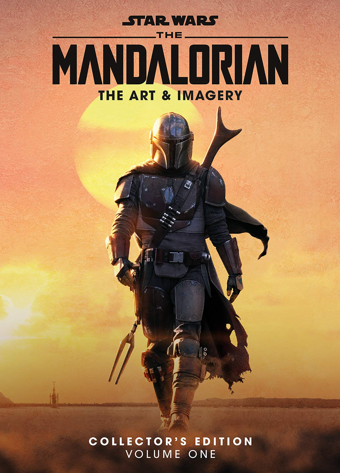Star Wars: The Mandalorian - The Art and the Imagery Collector's Edition Book, Volume One