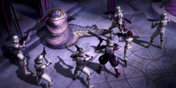 Raid au Palais de Ziro