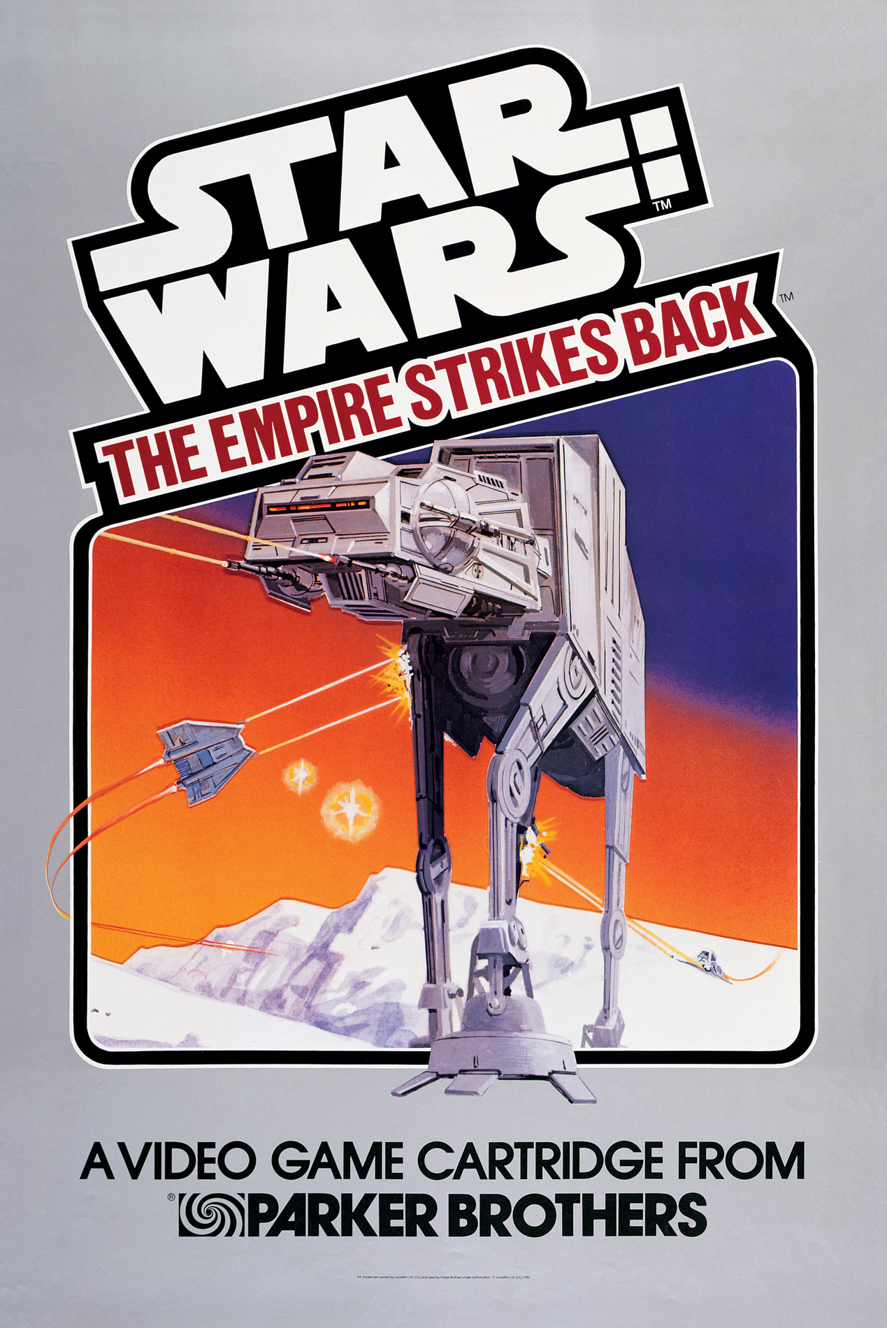 Star Wars: The Empire Strikes Back (jeu vidéo)