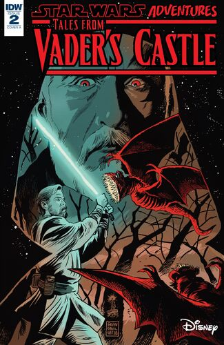 Tales from Vader's Castle 2: Count Dooku: Prince of Darkness!