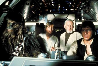 Star Wars Episode Iv Un Nouvel Espoir Star Wars Wiki Fandom
