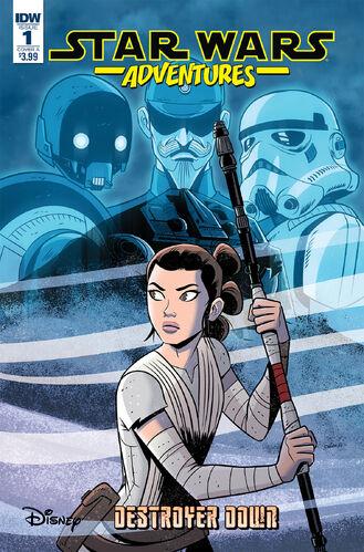Star Wars Aventures: Destroyer Down 1