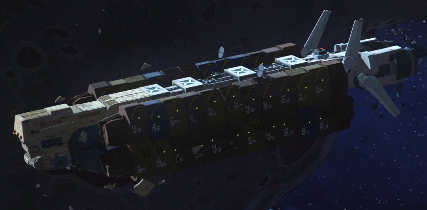 Cargo de classe Darius G