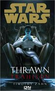 Couverture Thrawn Trahison 12-21