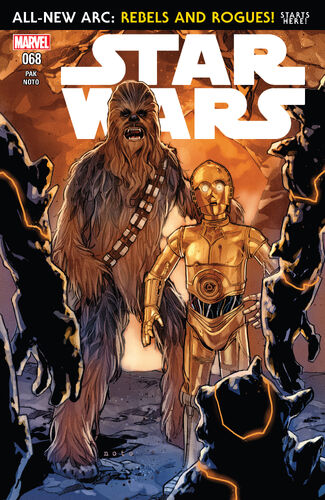 Star Wars 68: Rebelles et renégats 1