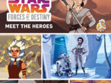 Star Wars: Forces of Destiny: Meet the Heroes