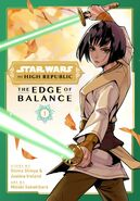 Star Wars: The High Republic: The Edge of Balance