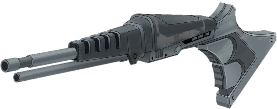 Pistolet blaster Pyke