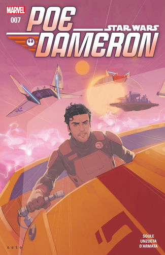 Poe Dameron 7: Avis de Tempête
