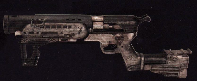 Pistolet blaster VT-33d