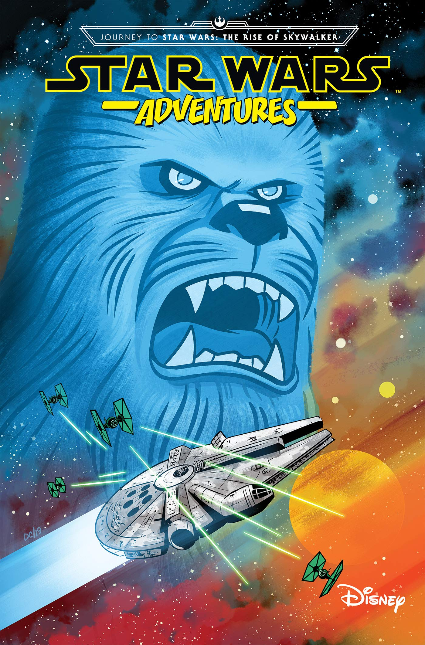 Star Wars Aventures Tome 11