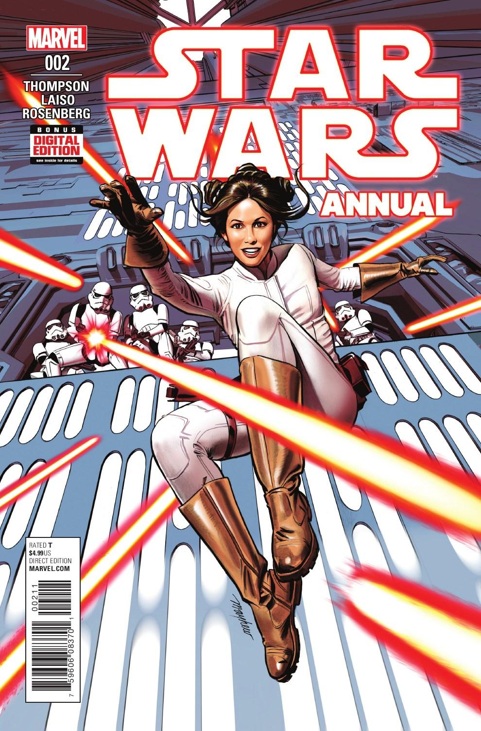 Star Wars Annuel 2
