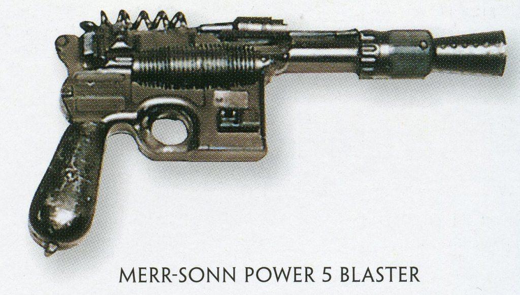 Blaster Power 5