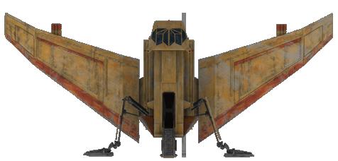 Cargo Léger YV-666