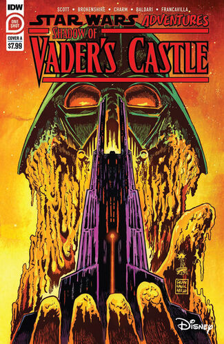 Shadow of Vader's Castle 1