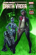 Star Wars Darth Vader Vol 1 3 3rd Printing Variant