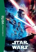 L'Ascension de Skywalker roman jeunesse
