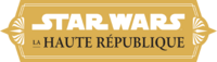 Logo Star Wars: The High Republic