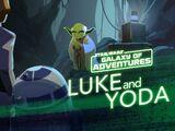 Yoda, le maître Jedi