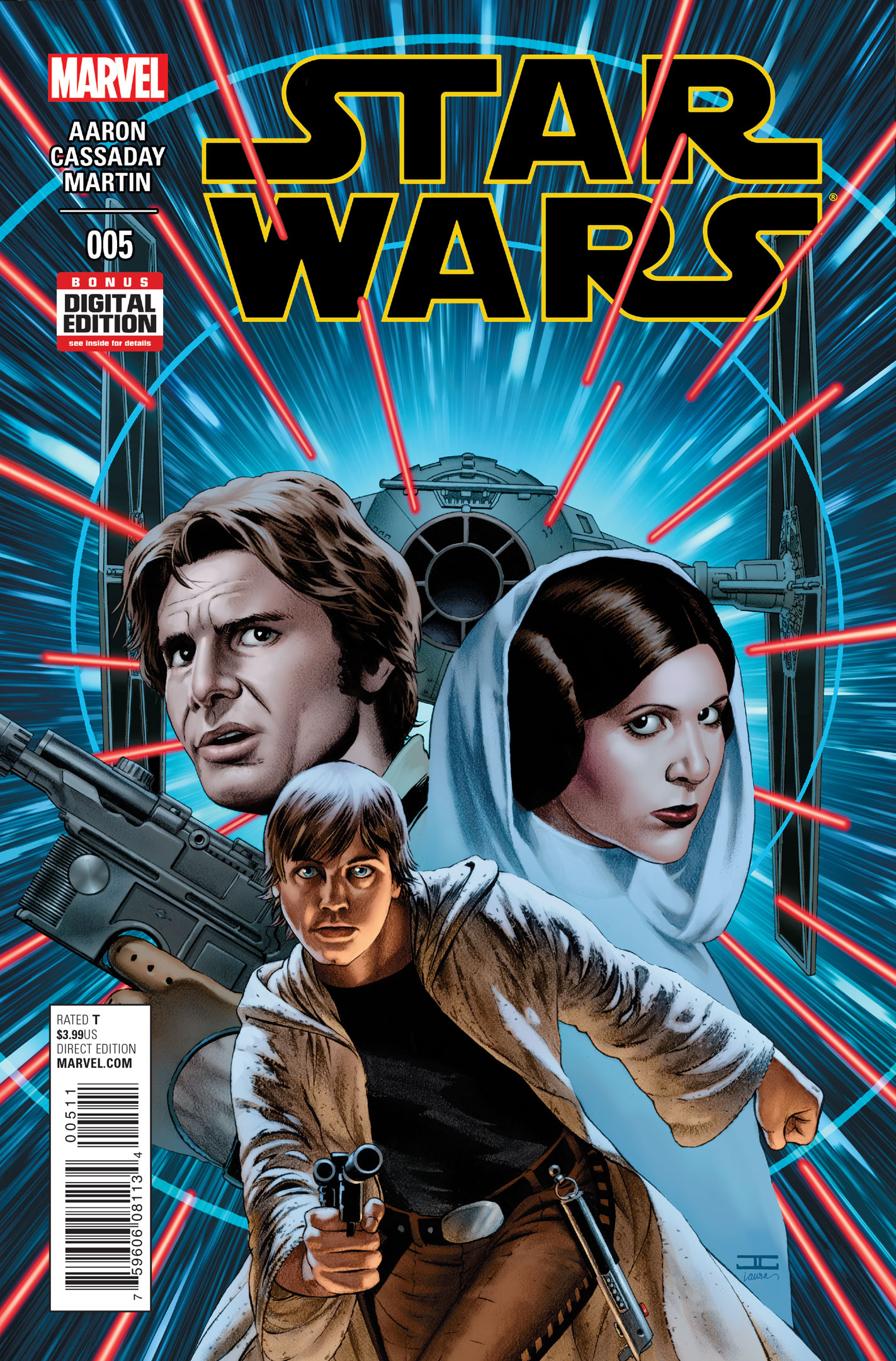 Star Wars 5: Skywalker passe à l'Attaque 5