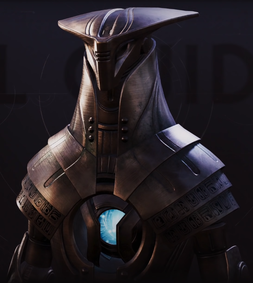Gardien de tombeau