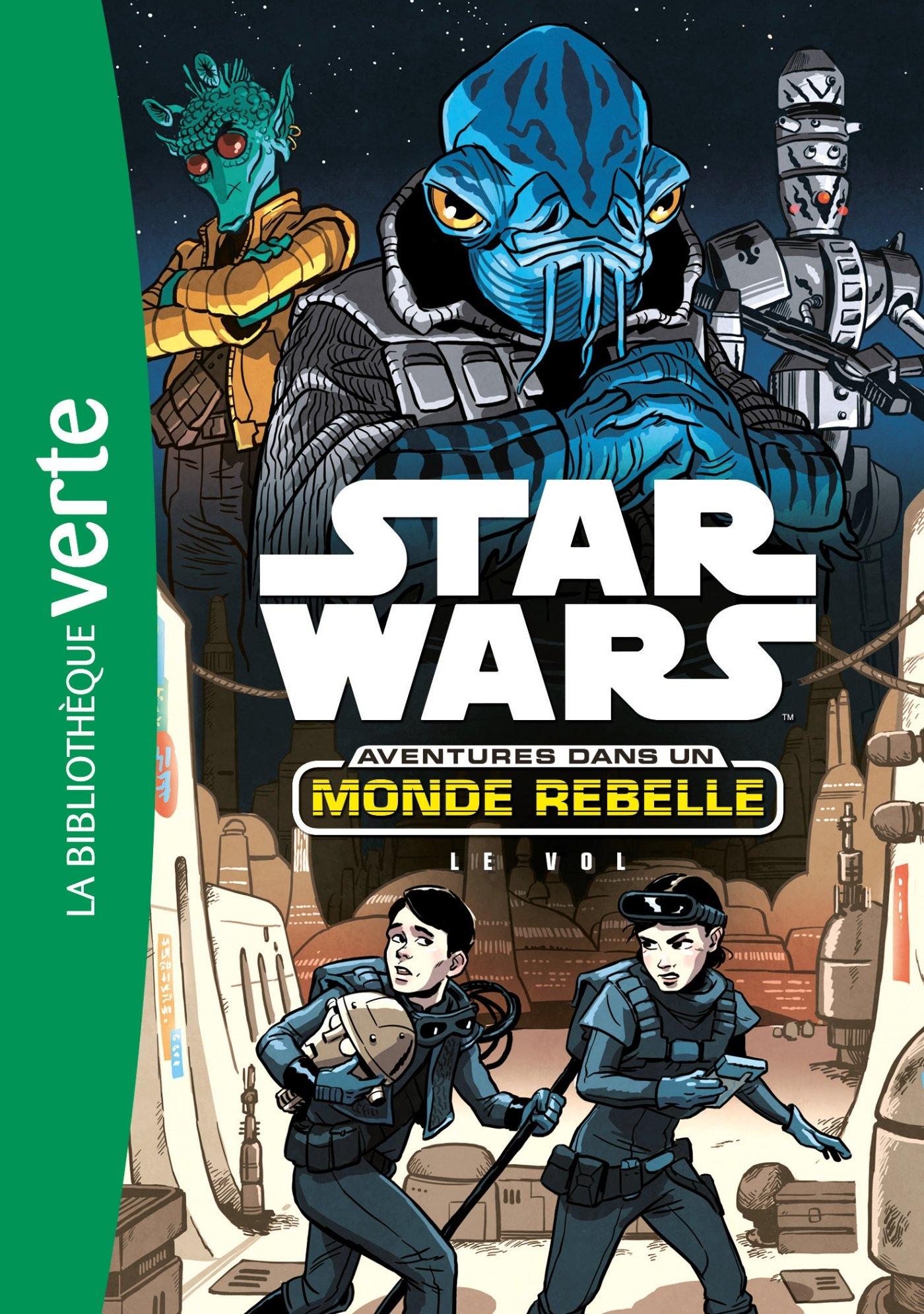 Aventures dans un Monde Rebelle : Le Vol