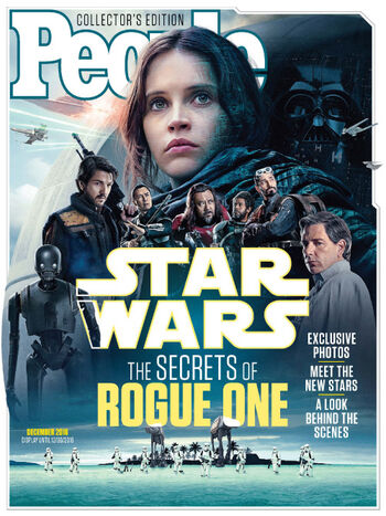People Magazine Collector's Edition: The Secrets of Rogue One
