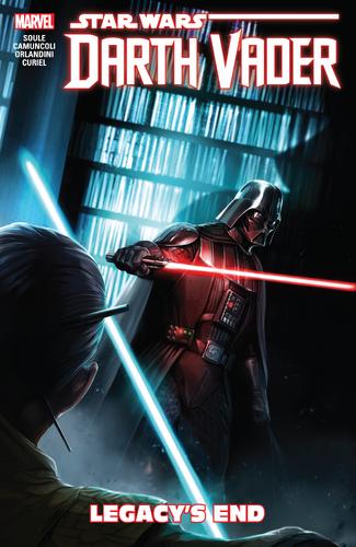 Star Wars: Dark Vador: Seigneur Noir des Sith: Les Ténèbres Étouffent la Lumière