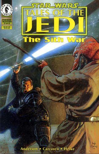 La Guerre des Sith 3