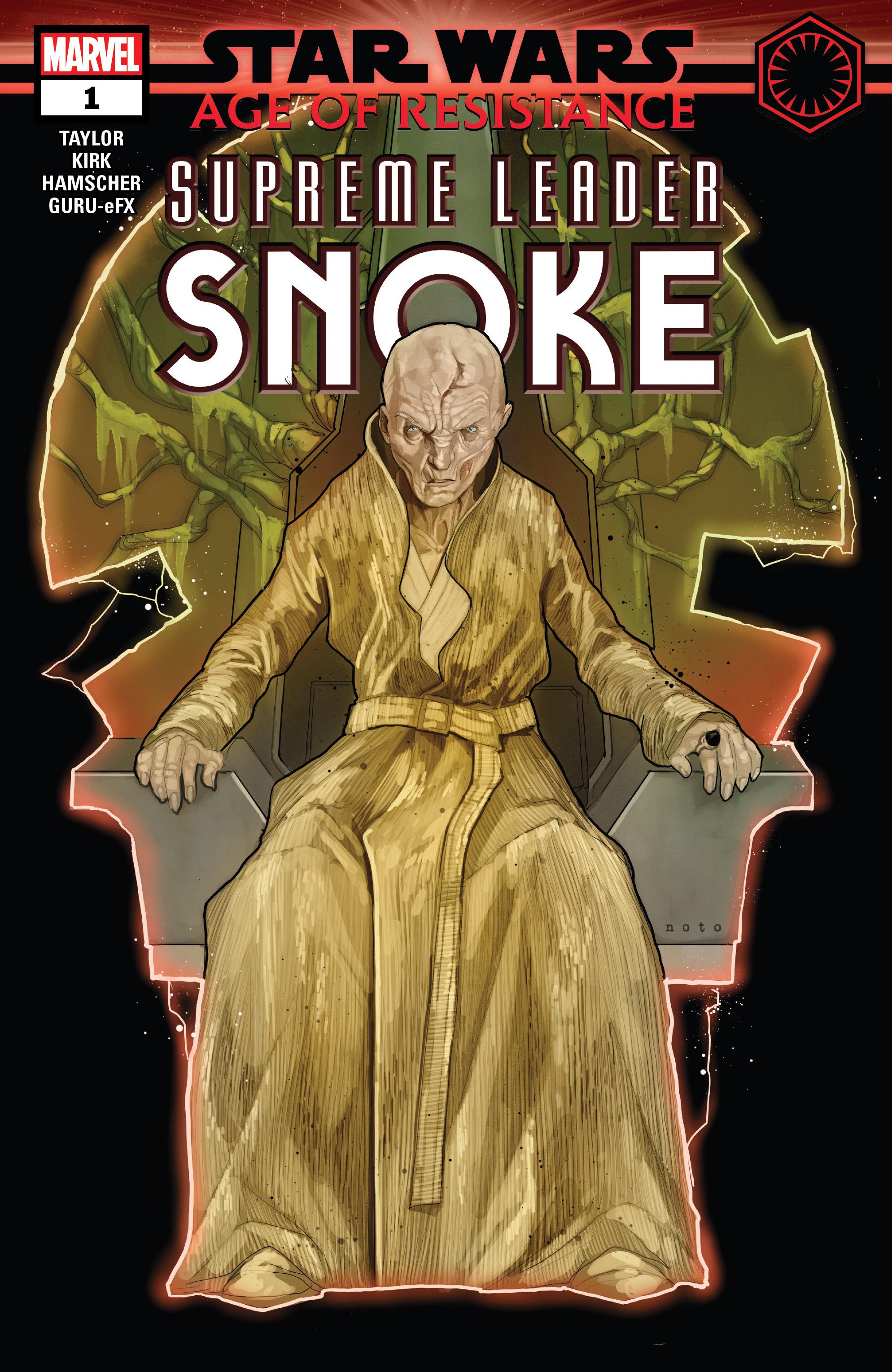 L'Ère de la Résistance : Suprême Leader Snoke 1